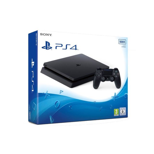 Consoles PlayStation 4 Rue du commerce