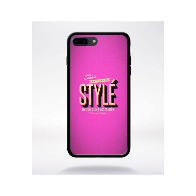 coque apple iphone 7 plus rose