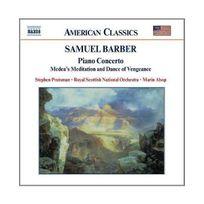 Naxos - Barber - Concerto pour piano