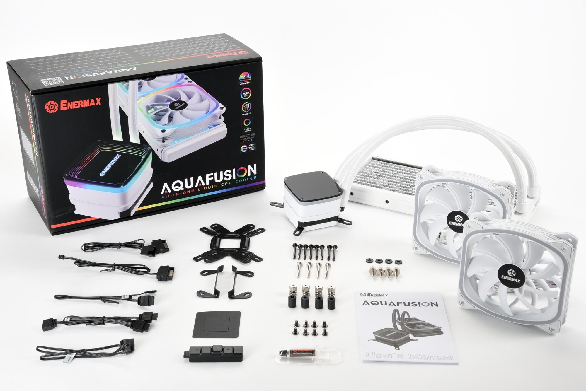 AQUAFUSION - 240 mm - Blanc - RGB