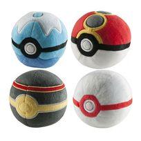 Tomy - Pokemon - Pokémon - Peluche Poké Ball