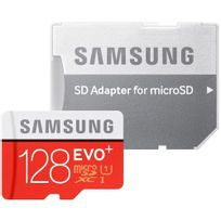 Samsung - Carte Micro SDXC 128 Go EVO