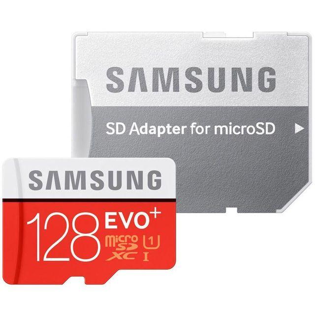 carte micro sd 128go Achat Carte Micro SDXC 128 Go EVO Samsung dans le rayon Carte Micro SD