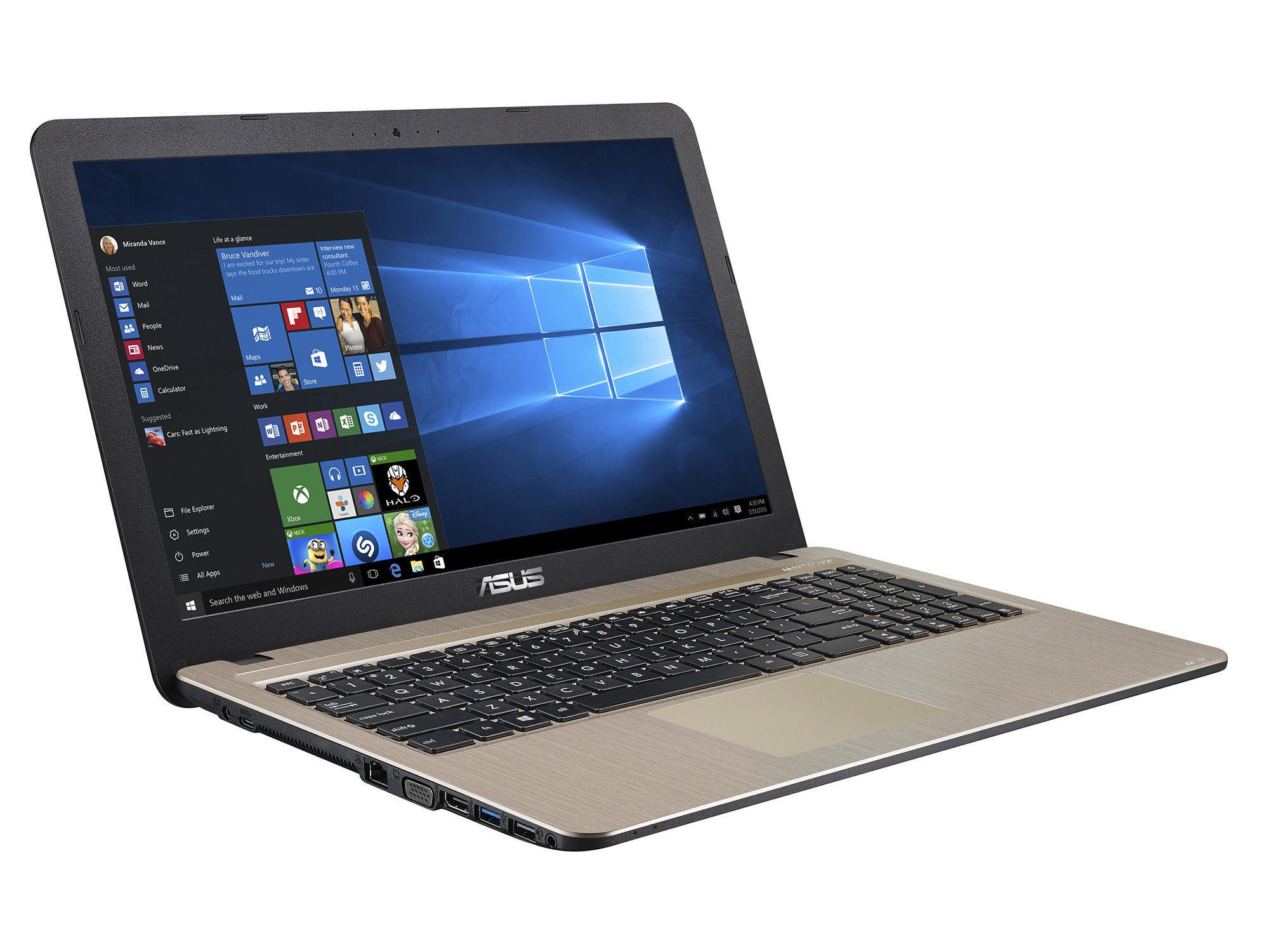 VivoBook X540UA-GO118T - Chocolat