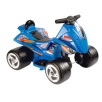 Injusa - Quad Electrique Alien 6 Volts