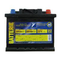 Auto 7 - Batterie 12V 44AH 360A EN, : Auto7