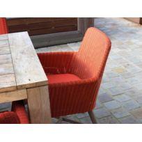 salon de jardin coussins orange - Achat salon de jardin coussins ...