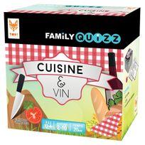 Topi Games - Family Quizz Cuisine et Vin
