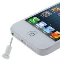 Wewoo - Bouchon anti poussière blanc pour iPhone 6S / 6S Plus, 6/6 Plus, 5 / 5S / 5C / Se, iPad Air / Air 2, mini 4 100 Pcs Écouteur Slot Anti-poussière Stopper