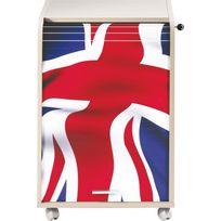 Bureau anglais achat bureau anglais pas cher soldes - Bureau drapeau anglais ...