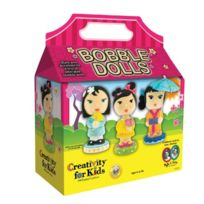 Creativity for Kids - Cfk1239 - Kit De Loisirs CrÉATIFS - Figurines Bobble Bitty Blossoms