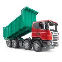 Bruder - Camion Benne Scania