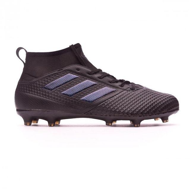 buy online 665b3 e6da8 Adidas - Chaussure de football Ace 17.3 Fg Core black-Utility black Taille  40 46 2 3 - pas cher Achat   Vente Chaussures foot - RueDuCommerce