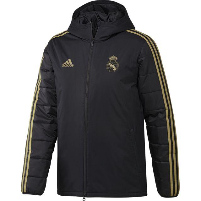 Achetez Veste d'Entraînement Imperméable Real Madrid Adidas