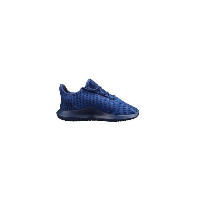 adidas tubular enfant bleu