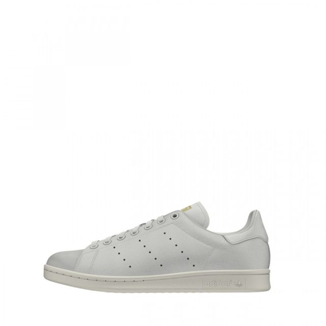 Adidas originals - Basket Stan Smith - B37900 Argent - pas cher ... b814396bfd97