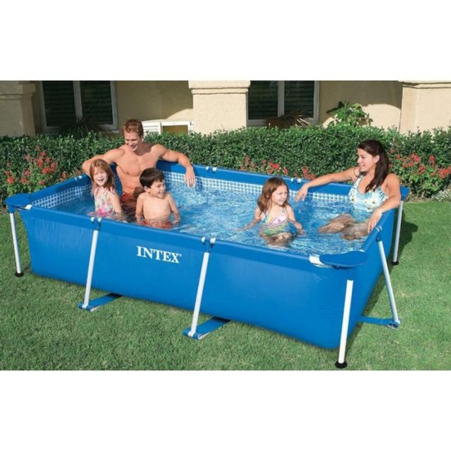 piscine tubulaire rectangulaire intex pas cher blog de conception de maison. Black Bedroom Furniture Sets. Home Design Ideas