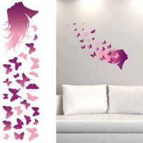 Cadomotus - Stickers Muraux Papillons