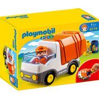 PLAYMOBIL - Camion poubelle - 6774