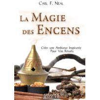 Alliance Magique - la magie des encens ; créer une ambiance inspirante pour vos rituels