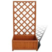 jardiniere avec treillis achat jardiniere avec treillis. Black Bedroom Furniture Sets. Home Design Ideas