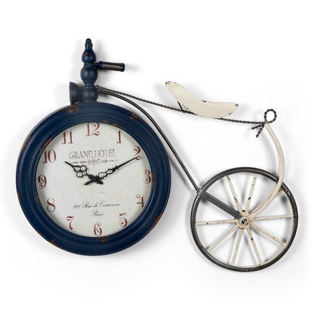 Kavehome Horloge murale Alva roue
