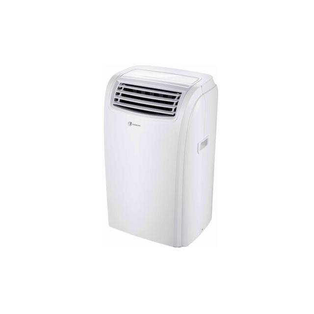 haverland climatiseur monobloc mobile tac 1218 1280w 26m2 pas cher achat vente. Black Bedroom Furniture Sets. Home Design Ideas