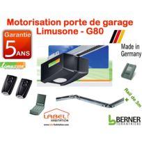 LIMUS ONE - Motorisation porte de garage - G80