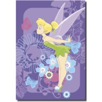 FAIRIES - Tapis TINK TROPICAL Tapis Enfants par violet 95 x 133 cm