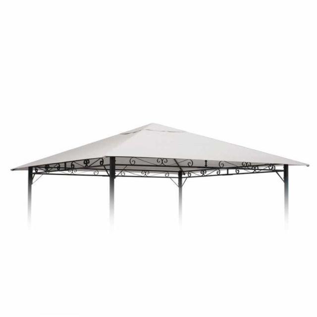 elios parasols toile de remplacement 3x3 gazebo style c pas cher achat vente pergola. Black Bedroom Furniture Sets. Home Design Ideas