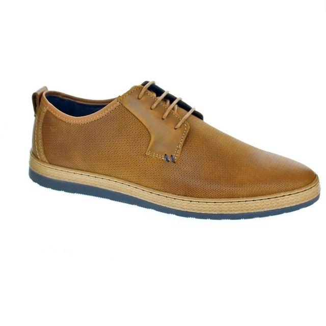 Coxx - Chaussures Homme Chaussures a lacets modele Marota Marron - pas cher  Achat   Vente Chaussures de ville homme - RueDuCommerce e75991c7ed05