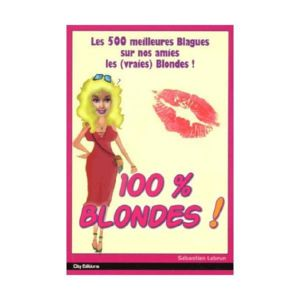 City Editions - 100% Blondes