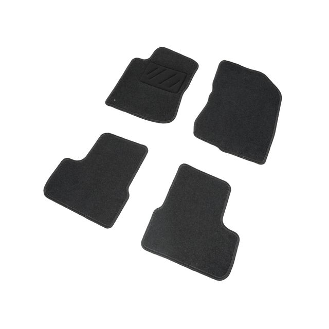 dbs tapis auto voiture sur mesure pour peugeot 2008. Black Bedroom Furniture Sets. Home Design Ideas