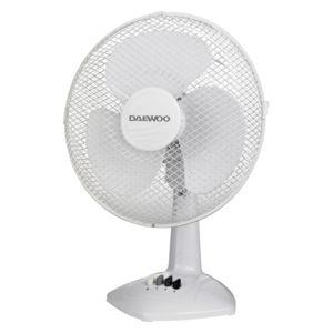 daewoo ventilateur de table 23cm di9403 pas cher achat. Black Bedroom Furniture Sets. Home Design Ideas