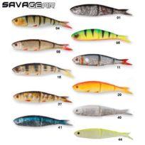 Savage Gear - Leurre Souple Soft 4PLAY Loose Body 9.5CM