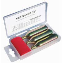 Tecnoglobe - Cartouches Co2 pour kit de réparation