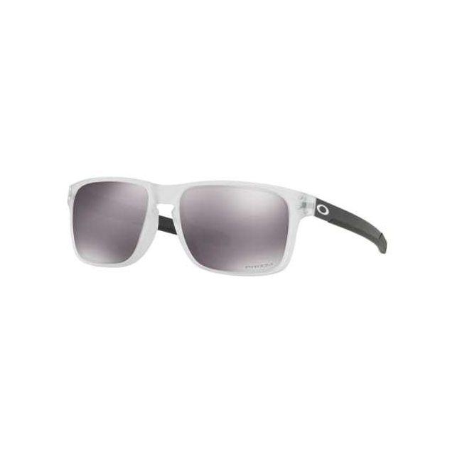 04f0b17321090f Oakley - Lunettes Oakley Holbrook Mix transparentes avec verres Prizm Black