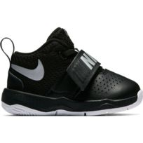 new product 58b32 68c6c Nike - Chaussure de Basketball Team Hustle D 8 Td , noir pour bébé Pointure  -