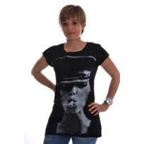Spital fields london - Tee shirt crhisty coton noir M
