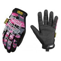 Mechanix Wear - Gants Mechanix Original Women'S Pink Camo - Taille - L
