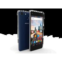 ARCHOS - Smartphone 50 F H?lium - 32 Go - Bleu