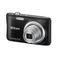 NIKON - Appareil photo compact - coolpix A100 noir