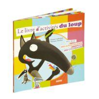 Editions Auzou - Livre d'activités du Loup