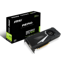 MSI - GeForce GTX 1070 AERO 8G OC