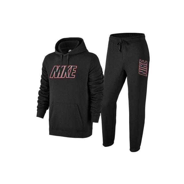 21c1cb54bb4a6 Nike - Ensemble de survêtement Track Suit - 804306-010 - pas cher ...