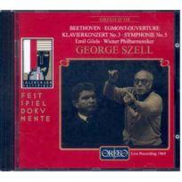 Orfeo d'Or - Ludwig van Beethoven - Symphonie no. 5 en ut mineur opus 67, Concerto pour piano et orchestre no. 3 en ut mineur opus 37