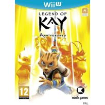 Just For Games - Legend of Kay Anniversary Hd Wii U