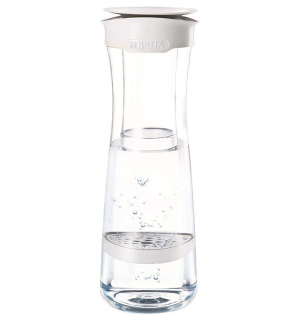 BRITA Bouteille filtrante Fill & Serve Blanc