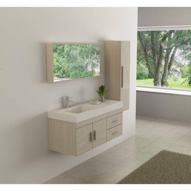 cosy tendance meuble de salle de bain passion 11 114 50 52 cm bella cindy bois clair 022. Black Bedroom Furniture Sets. Home Design Ideas
