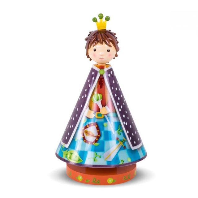 L'OISEAU Bateau Lampe Luciole : Le petit roi